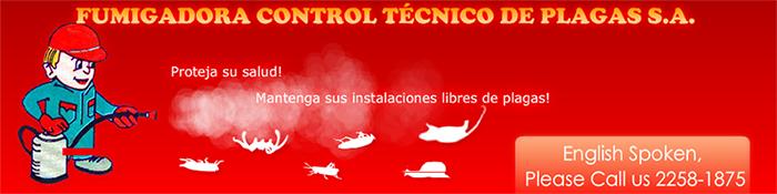 Fumigadora Control Tecnico de Plagas Costa Rica