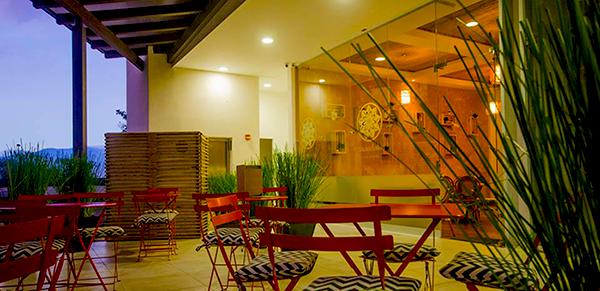 Restaurante Mandala, Escazu-Costa Rica