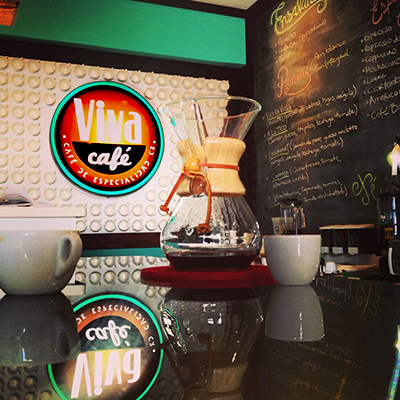 Viva Cafe Costa Rica |Espresso & Brew Bar
