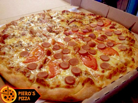 Pizza de Pieros Pizza