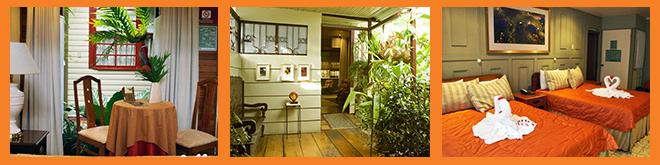 Hotel Aranjuez - Hospedaje en Costa RIca