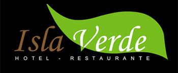 Logotipo del Restaurante Isla Verde en Pavas