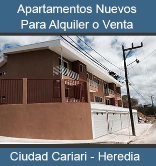 Foto de apartamentos de alquiler en Heredia