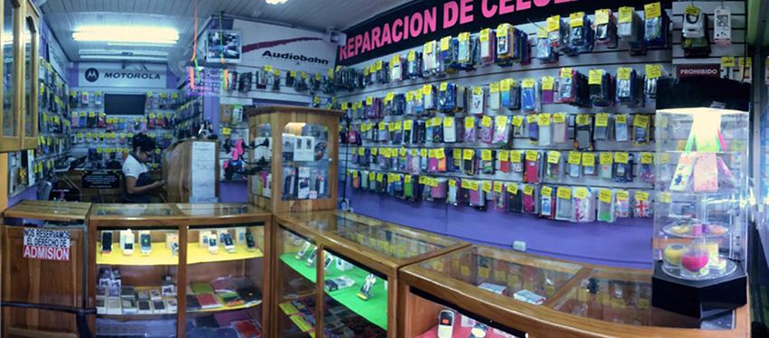 Foto de la tienda de celulares: Celulares Accesorios y Más en Alajuela