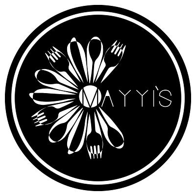 Logo del Restaurante de hamburguesas Mayyis en Cartago