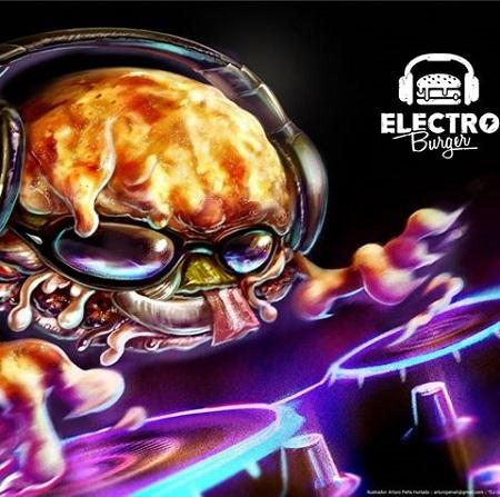 Logo de Electroburger en Heredia