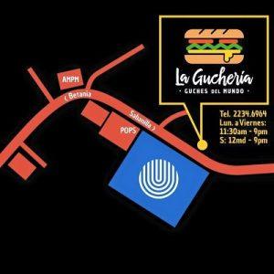 fast food sandwich san pedro