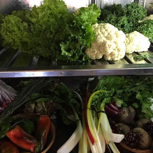 Verduras Frescas Pueto Viejo