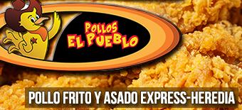 Pollo Frito y Asado Express! Pollos El Pueblo