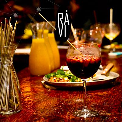 Ravi Gastropub & Café | Vegeterian Food