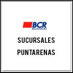 Banco BCR Sucursales Puntarenas
