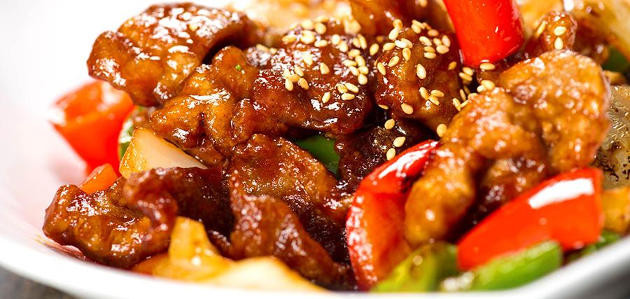 Antojo de comida china