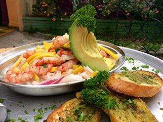 Foto de un plato de comida de Cafe de los Deseos en San Jose